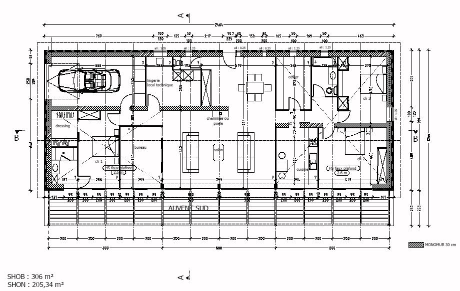 cool pdf plan de la maison with plan pour construire une maison - Plan Pour Construire Une Maison