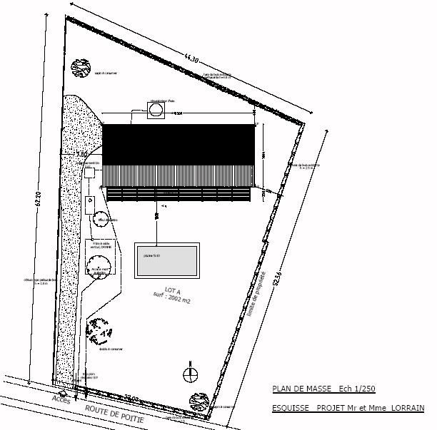 .pdf · Plan De La Parcelle