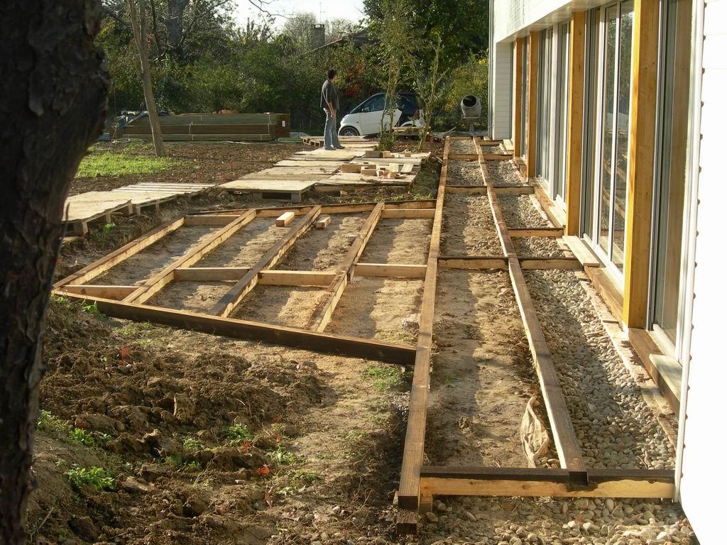 Construction dune maison passive près de Toulouse (31)